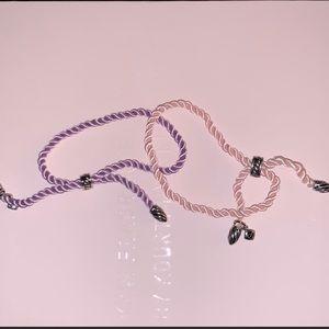 David Yurman Silk Cord Bracelets